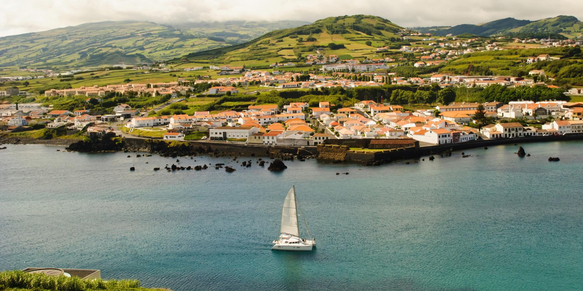 Portugal Island Tore