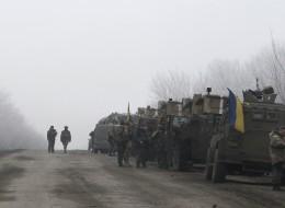 Ukraine: les combats se poursuivraient malgré tout