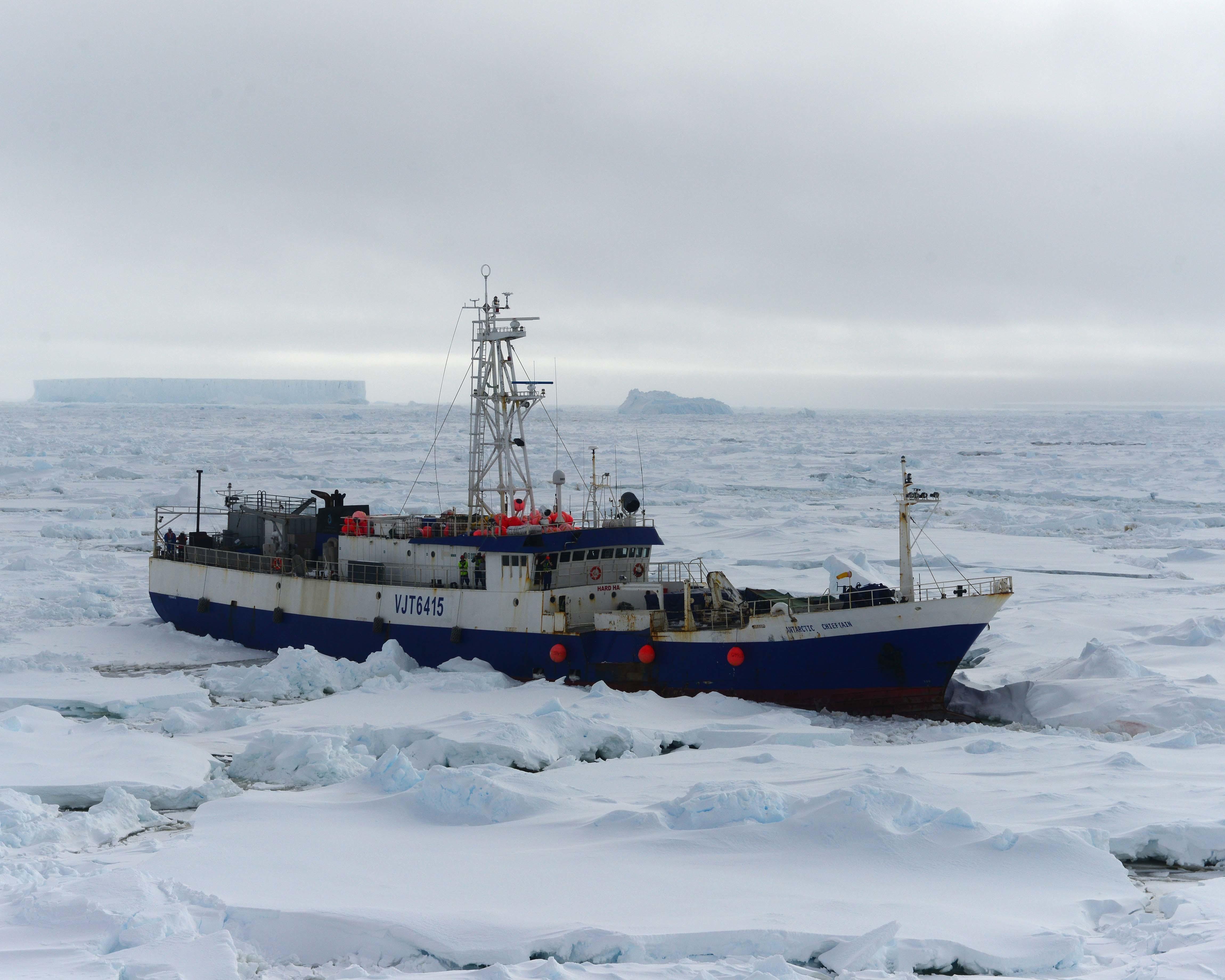 Coast Guard Rescues Australian Fishing Vessel In