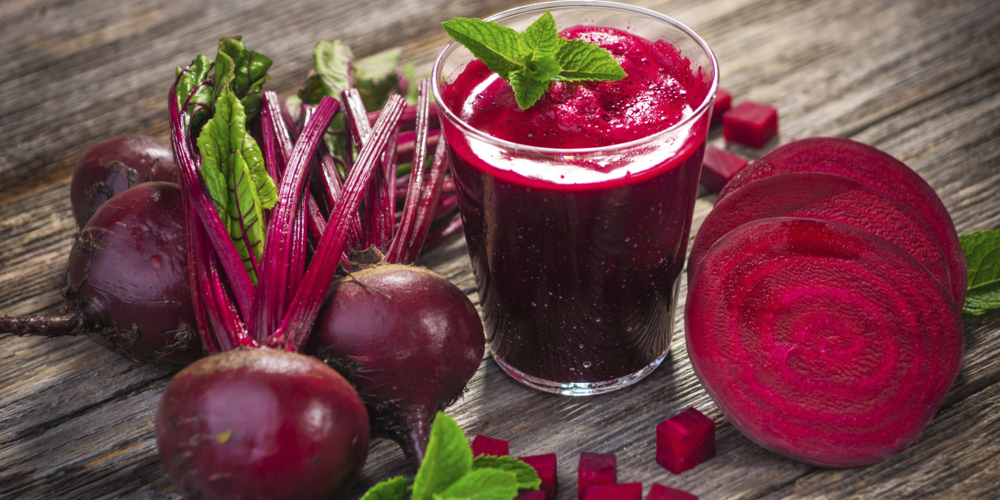 Beetroot Juice Beetroot Juice Might Taste