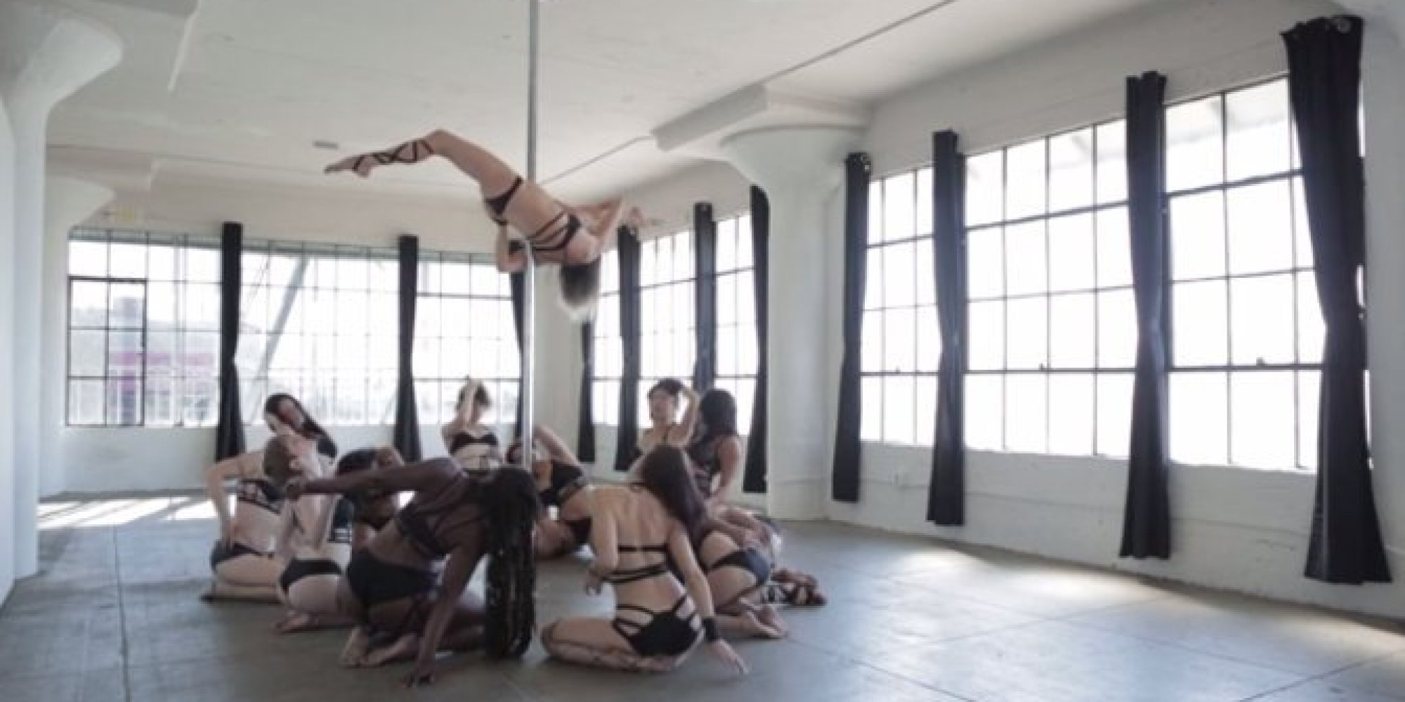 Beautiful Video Shows Just How Empowering Pole Dancing Can Be ...