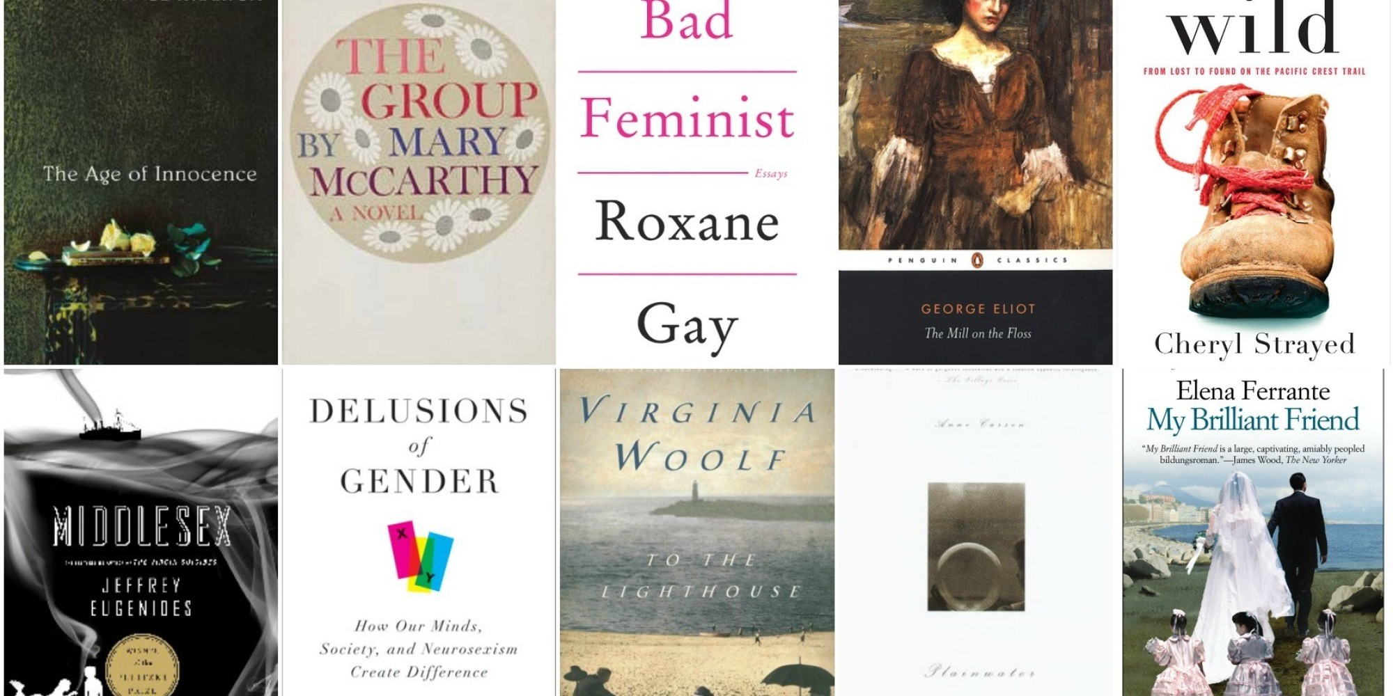 22 books women think men should the huffington post