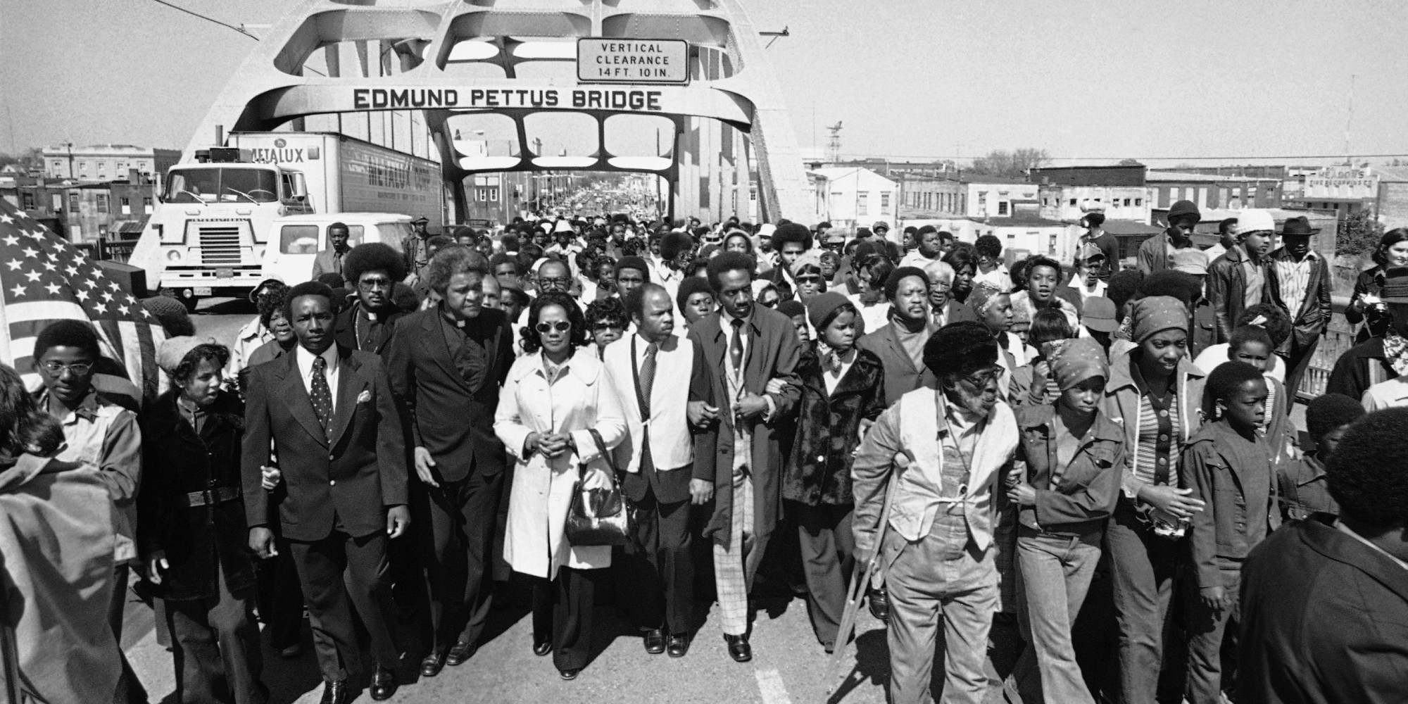The riot that sparked the selma march