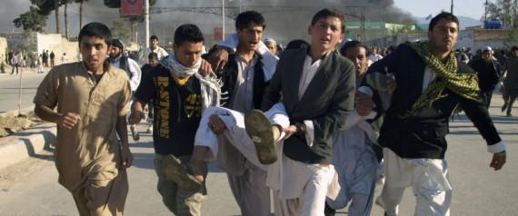 AFGHANISTAN UN WORKERS