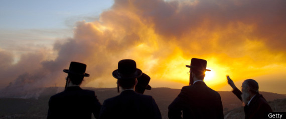 JUDAISM NATURAL DISASTERS