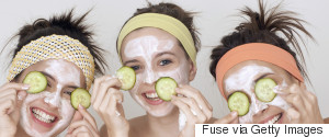 GIRLS FACE MASKS