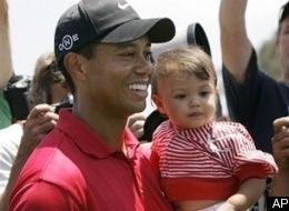 Tiger Woods Daughter
