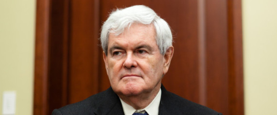 newt gingrich young. Newt Gingrich#39;s Balancing Act: