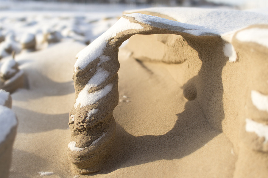 sand arch