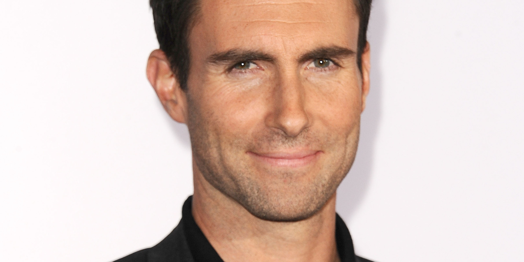 Debut Stage Backdrop Adam Levine Performs '...