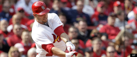 Matt Holliday Appendectomy