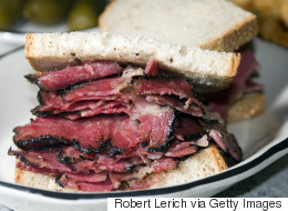 Pastrami Versus Corned Beef: What's The Difference?