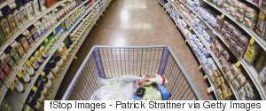 GROCERY SHOPING CART