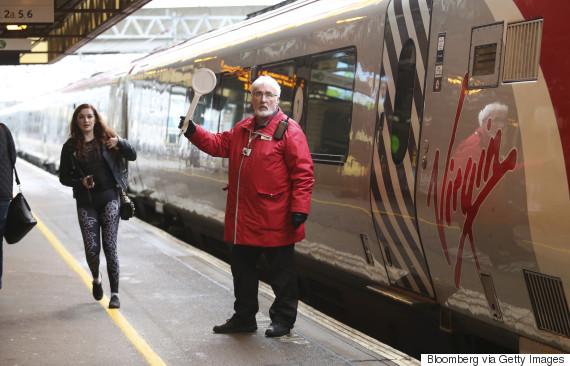 train travel uk