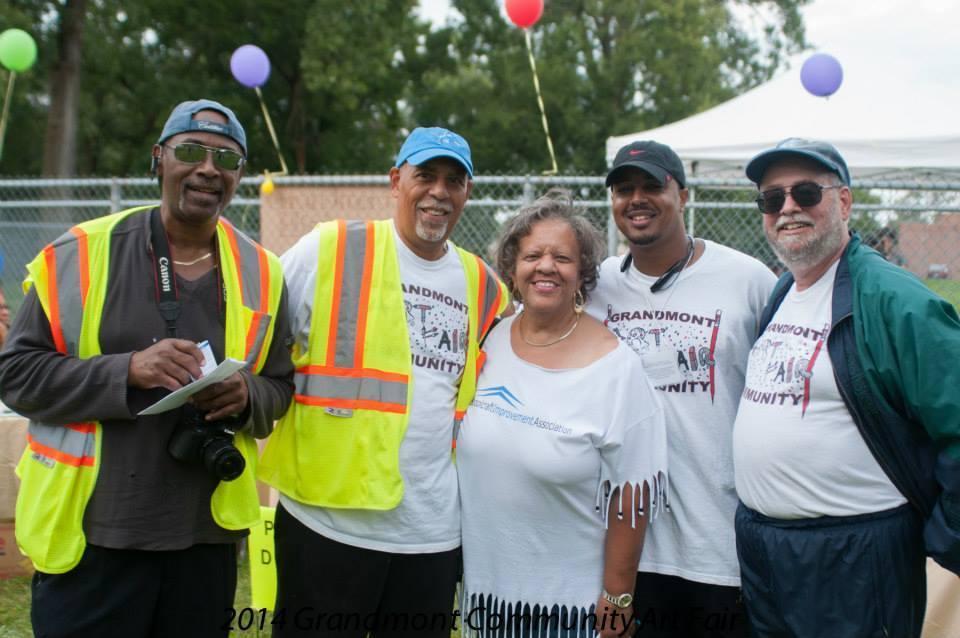 grandmont community leaders