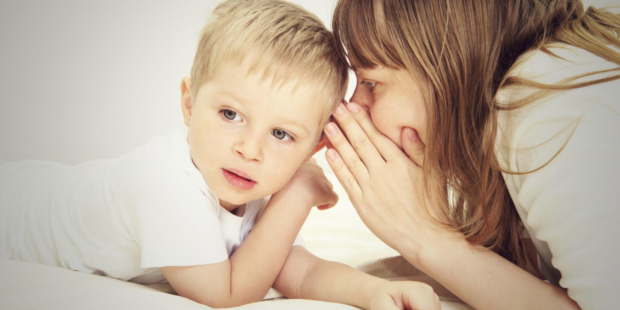 Warum Mütter ihre Söhne für immer beeinflussen