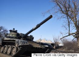 Kiev demande des forces de maintien de la paix