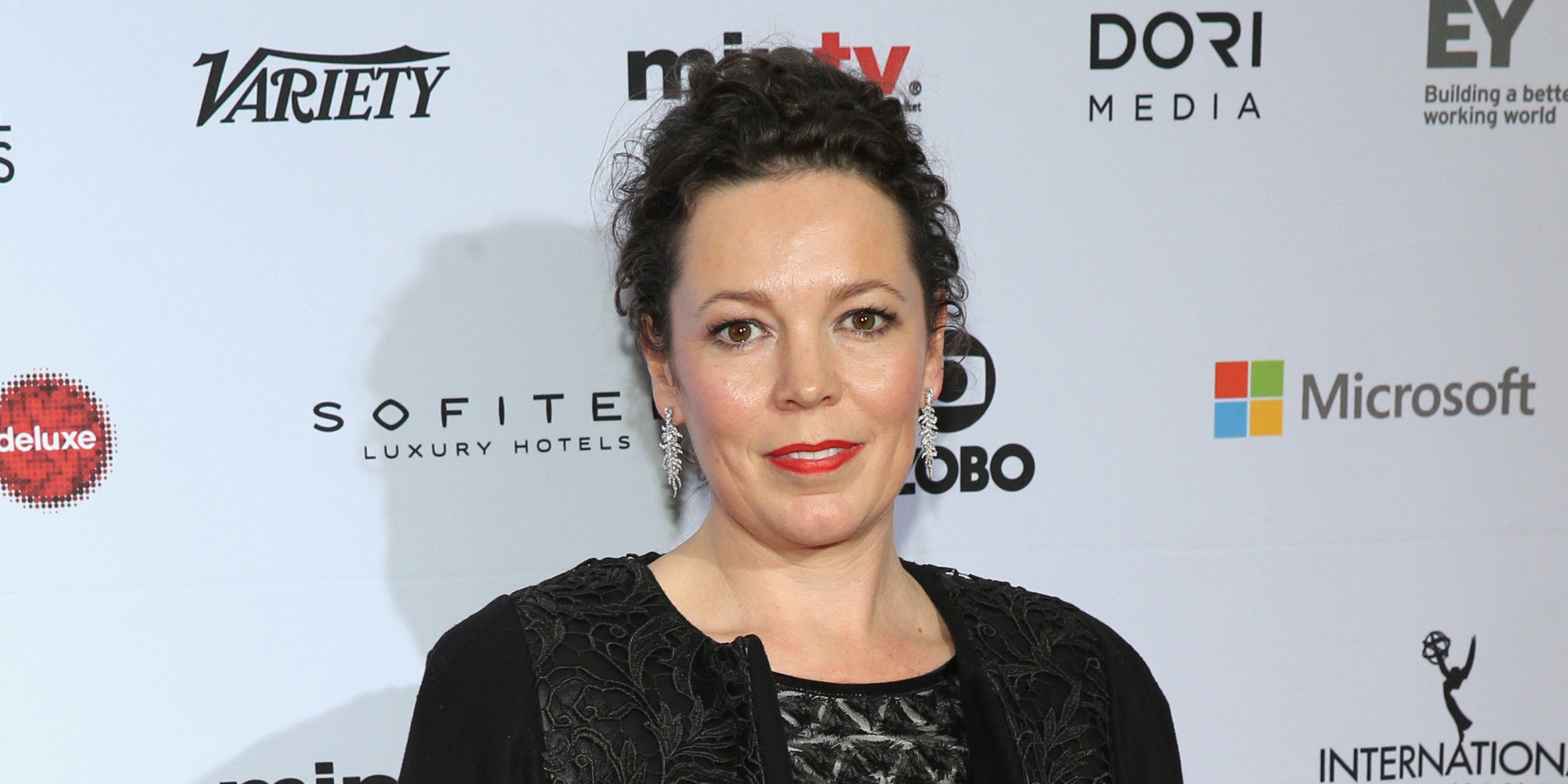 Olivia Colman: Olivia Colman Pregnant: 'Broadchurch' Star Expecting Her