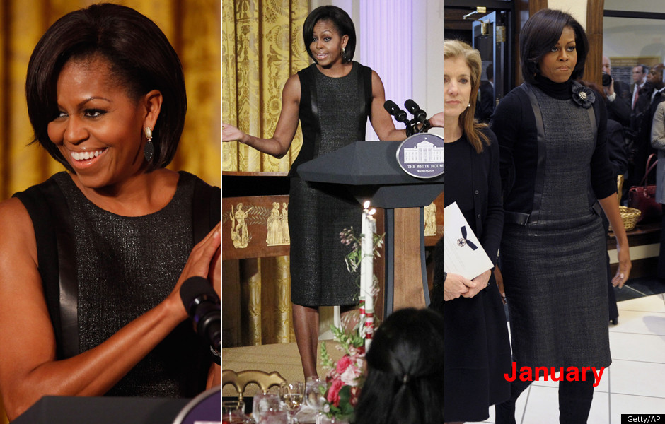 Funeral Viewing Attire http://www.huffingtonpost.com/2011/04/02/michelle-obama-brings-bac_2_n_843968.html