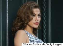 Eva Mendes Stuns In New Photo Shoot