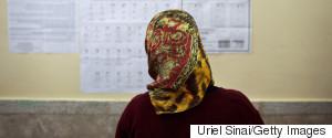 ISRAELI ARAB VOTERS