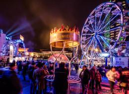 Quoi faire en famille au Festival Montréal en lumière?