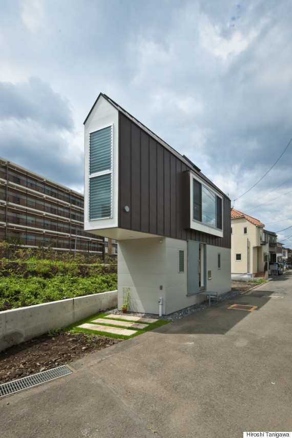 This Miniature Abode In Japan Totally Wins The Tiny House