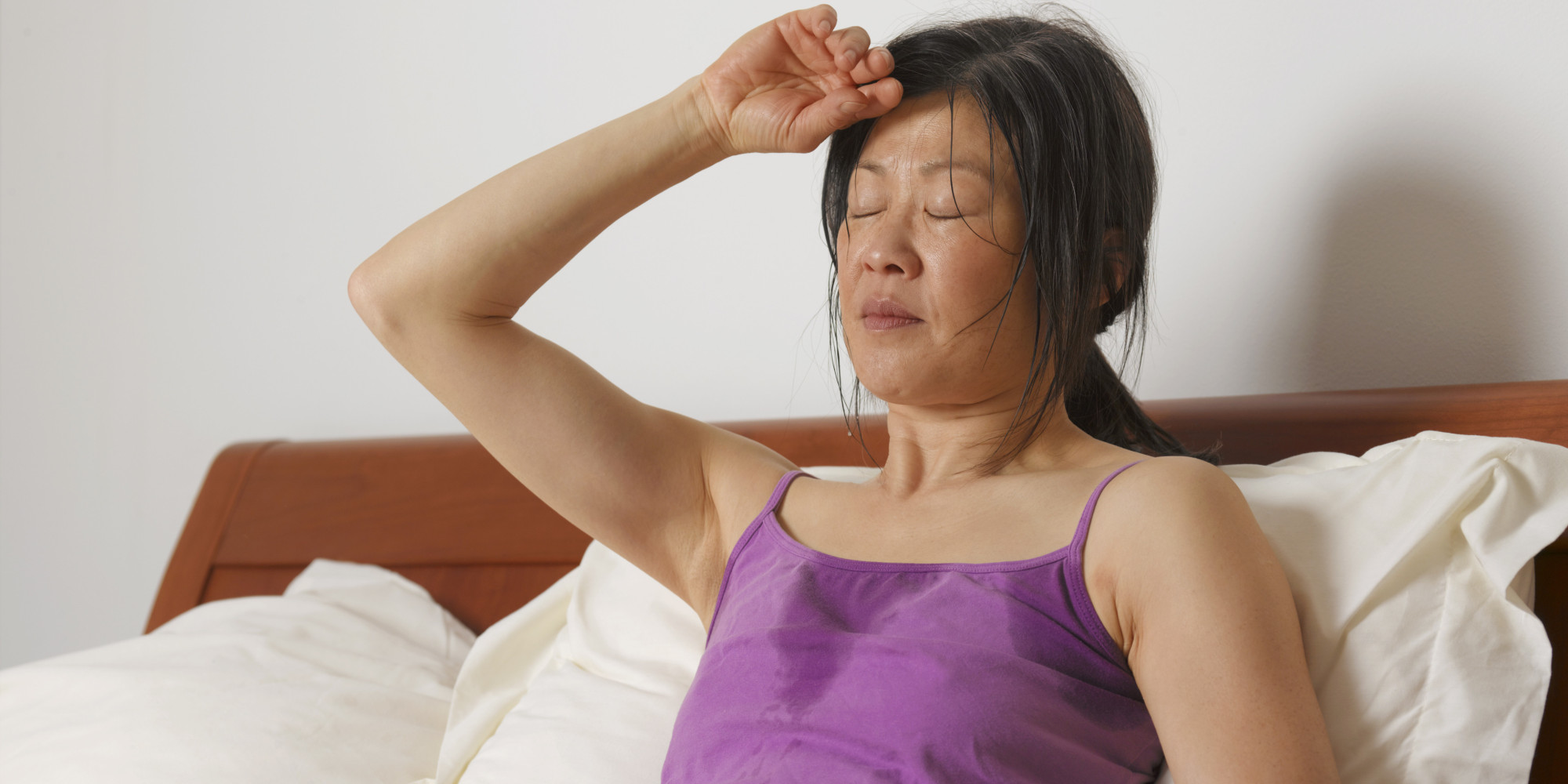 Menopause Symptoms Could Last