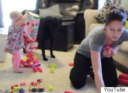 Perfectly Accurate Video Shows 'Why Moms Get Nothing Done'