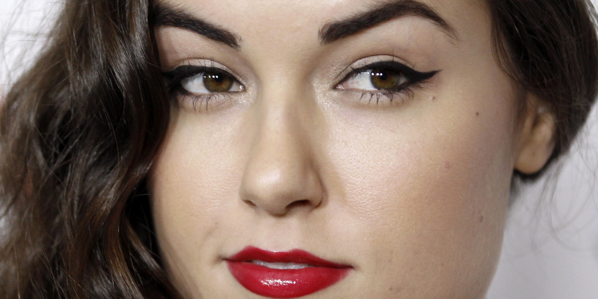 Sasha Grey Face