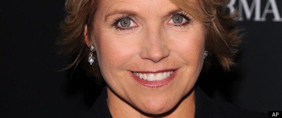 Katie Couric Leaving