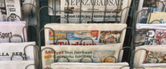 NEWSPAPER PRANK