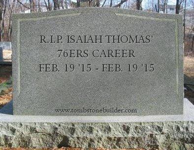 thomas 76ers