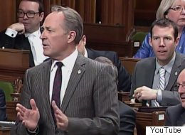 NDP MP Blames His Underwear For Missing Vote Count