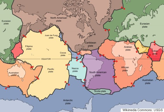 KA-BOOM! Scientists Solve Mystery Of Earth's Tectonic Plates O-TECTONIC-PLATES-570