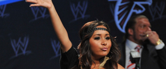 Snooki Wrestlemania