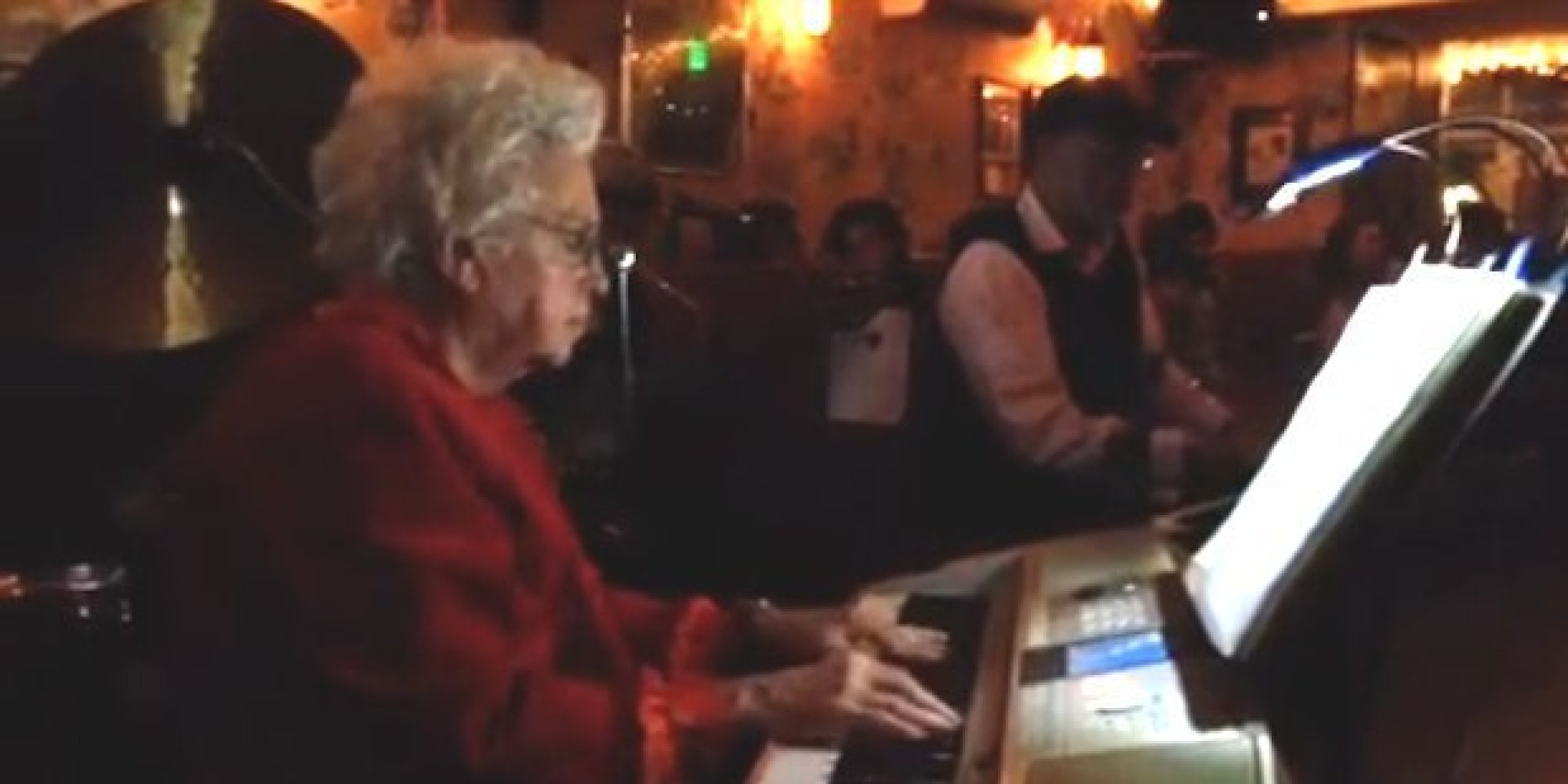 82 Year Old Keyboardist And Her Crew Bring The Funk To D C