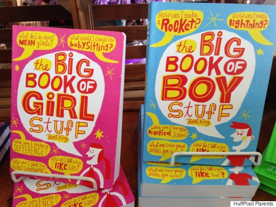 boy stuff girl stuff