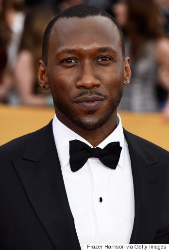 mahershala ali cat