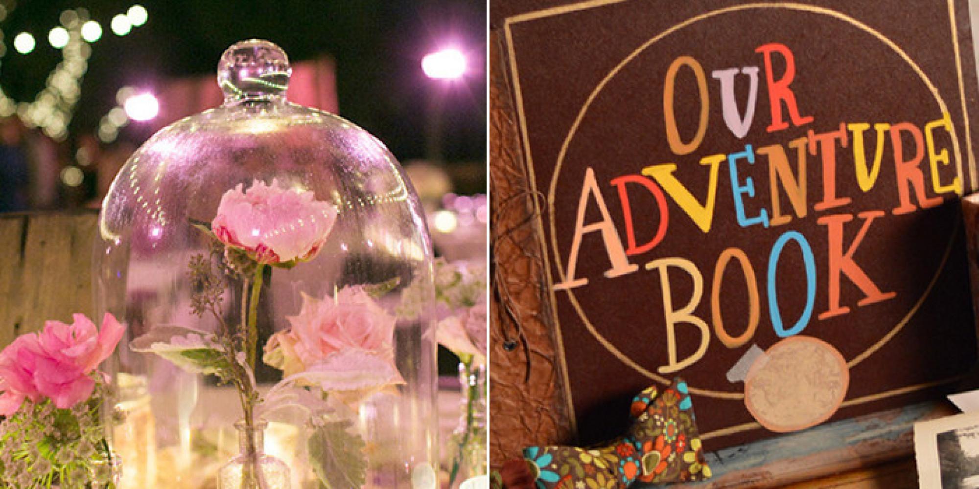 Disney Wedding Ideas 21 Inspirational