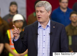 Harper Announces Tax Breaks For B.C. LNG Industry