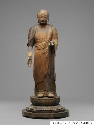 standing jizo bosatsu