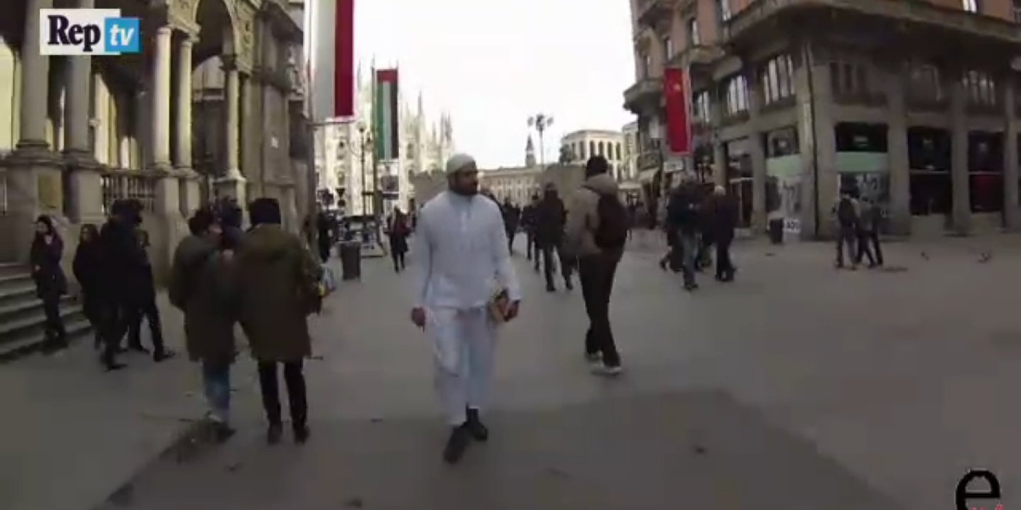 muslim single men in milan Muslim presence in italy dates back to the 9th century, when sicily came under  control of the  country, arguing that muslims can pray anywhere, and do not  need a mosque the construction of mosques had already been blocked in milan.