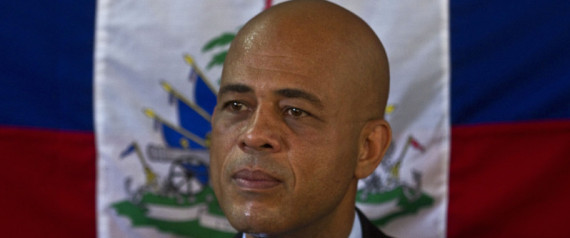 Michel Martelly Wins Haiti Election