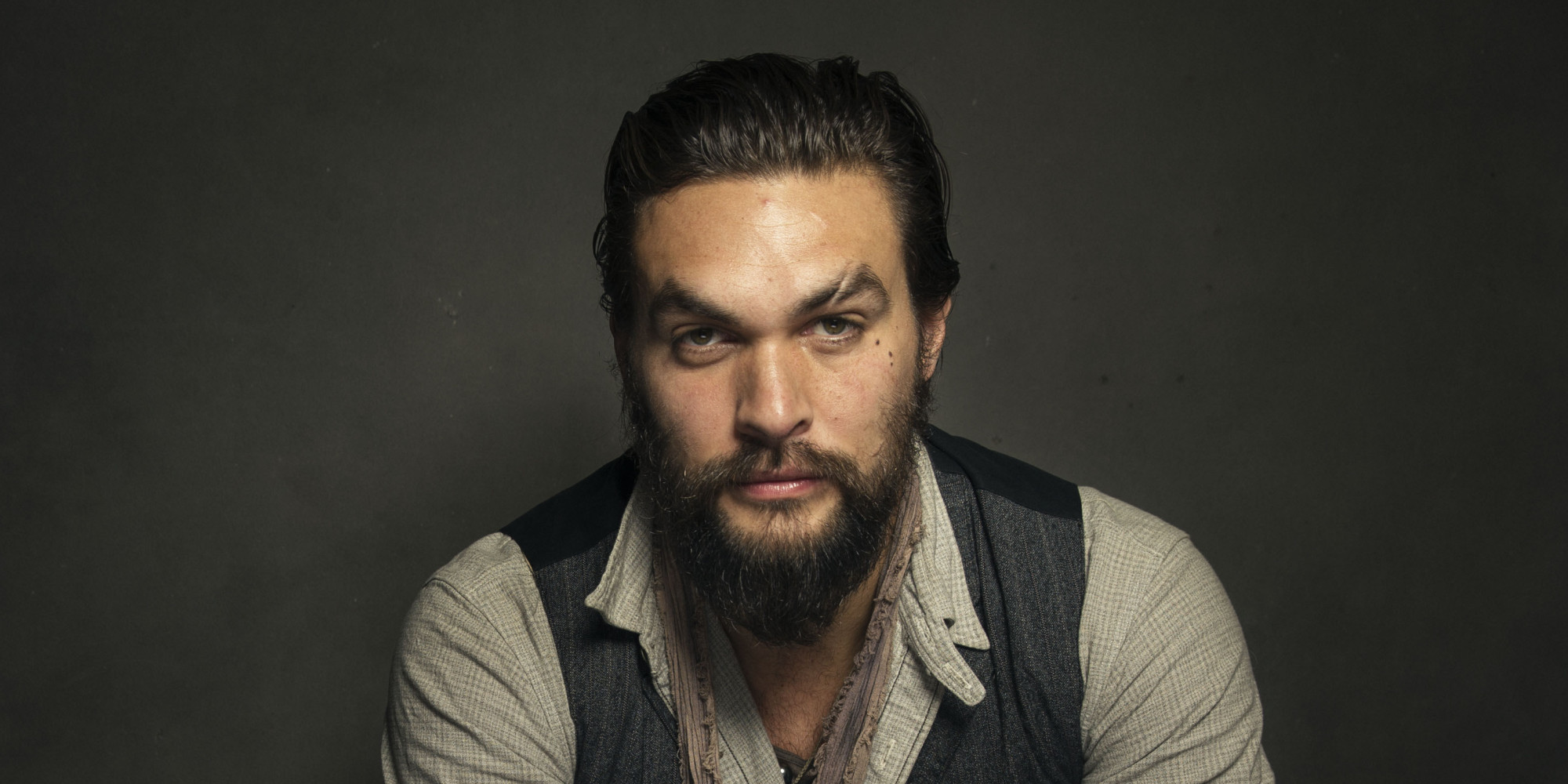 Jason Momoa As Aquaman...
