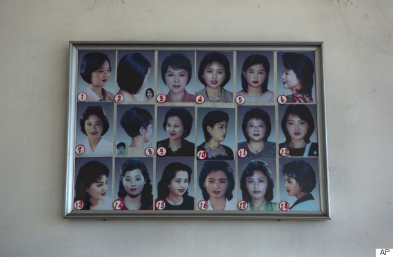 north korean haircuts for women