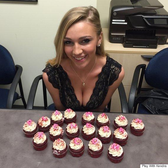 kendra sunderland cupcake