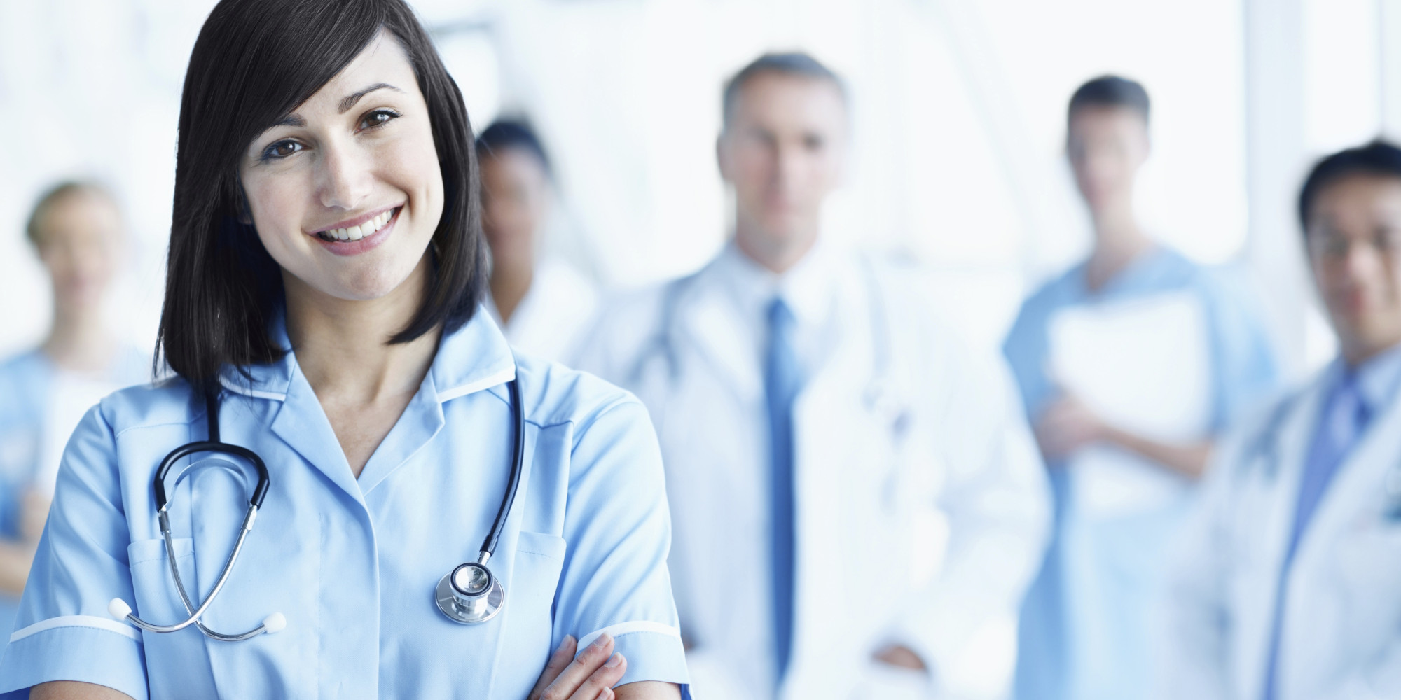 nursing job satisfaction safety and productivity huffpost