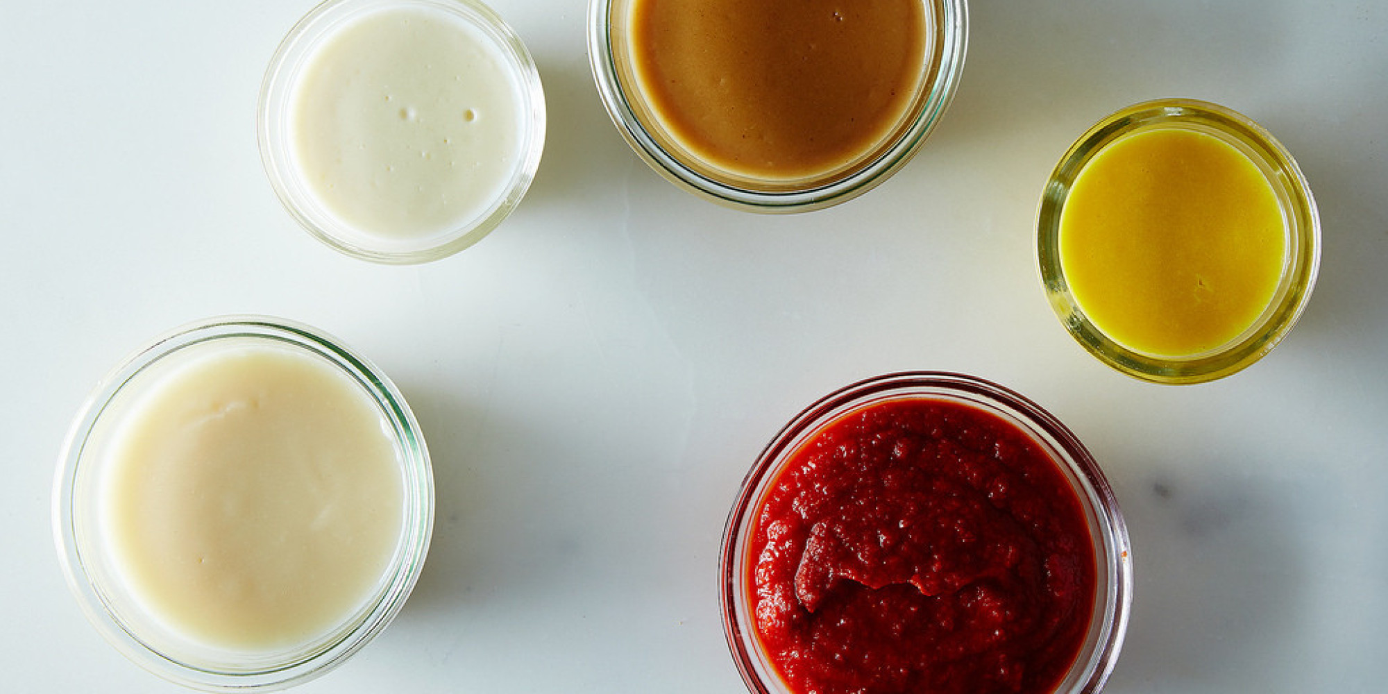 five mother sauces Later, french chef auguste escoffier added one more sauce so that there were  now five mother sauces, which he codified in recipe form in le.