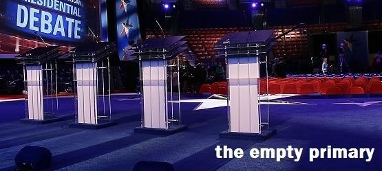 the empty primary